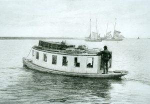 Chincoteague Ferry to Franklin City