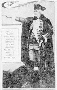 Dexter Truitt in Costume LA Times 1926