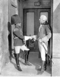 Von Stroheim and Dexter Truitt