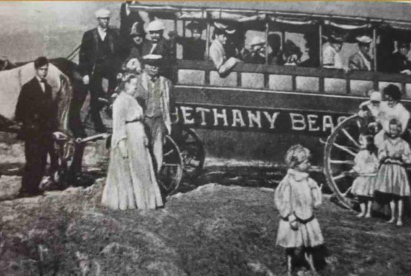 The Long Ride to Bethany Beach, Del.