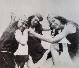 Bethany Beach Trio of Women