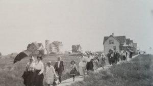Walkers in Bethany Beach