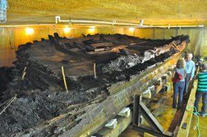 DeBraak Shipwreck: The Remains