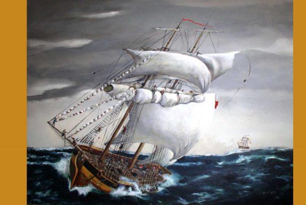 DeBraak Shipwreck Featured Photo