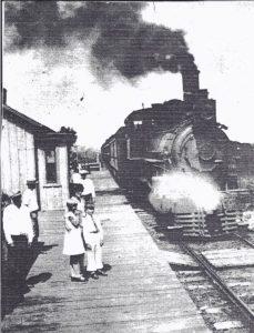 Railroad Stevensville, Md. Train Station