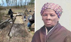 Ben Ross Cabin Archeology with Harriet Tubman