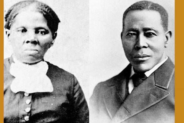 William Still Featured Photo with Harriet Tubman